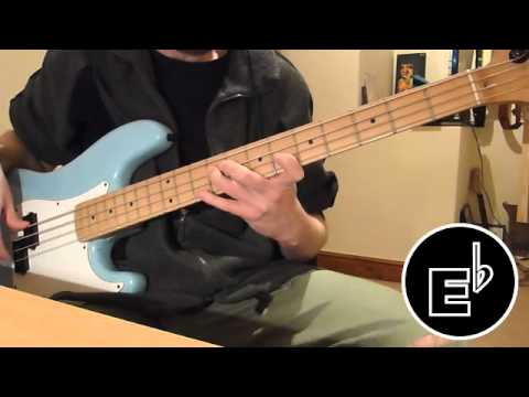 Why Dont You Do Right Bass Play Along With Chords Youtube