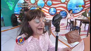 Peligro Bar, María Hermosa (Campi), Pie De Micrófono - Peligro Sin Codificar