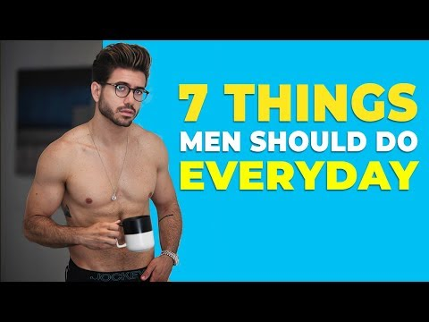 7 Things Men Should Do EVERY DAY | ft. FightCamp | Alex Costa