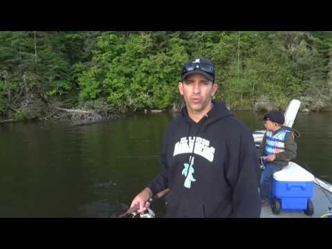 Jighead And Nightcrawler For Walleye Fishing
