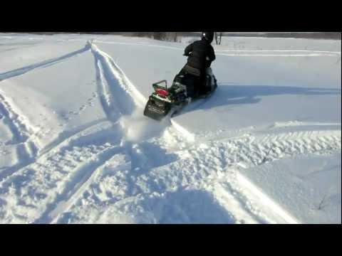 Как я по лошарски завалил Ski-doo Tundra Xtreme 600 e-tec