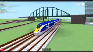 ROBLOX-MTG: Eurostar ride from Airport to Isembard (6/2/2019)