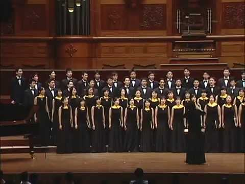 The Teddy Bears' Picnic (John Walter Bratton) - National Taiwan University Chorus