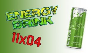 Energy Drink Ep. 4 - 11° Stagione: Red Bull Lime Edition