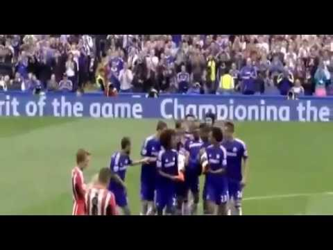 Didier Drogba Last Match with Chelsea
