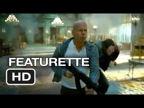A Good Day to Die Hard Featurette (2013) - Bruce Willis Movie HD