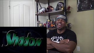 Batman vs The Shadow Trailer (Fan-Made) [HD] - REACTION!!!