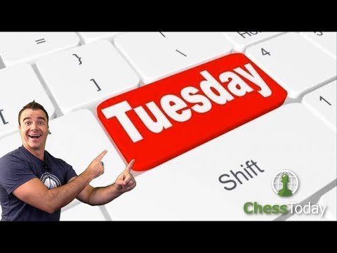 Chess Today: August 1st 2017 | Titled And Un-Titled Tuesdays!