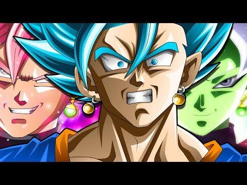 THE POWER OF FUTURE VEGITO! Universal 5 Man Battle   Dragon Ball Z Budokai Tenkaichi 3 Mods