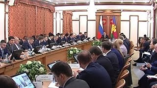 19 миллиардов рублей выделят на развитие муниципалитетов Кубани в 2018 году