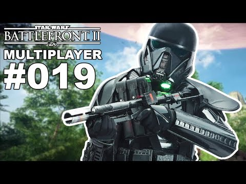 STAR WARS BATTLEFRONT 2 MULTIPLAYER #019 Zeit für den Todestruppler [Deutsch]