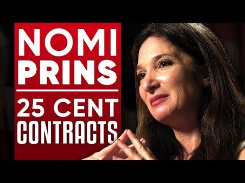 NOMI PRINS - 25 CENT CONTRACTS: How To Trade Before 10am & Beat The Markets - Part 1/2 | London Real