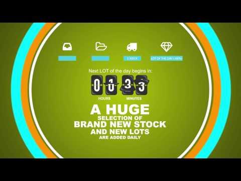 888 Lots, The Most Innovative Liquidation Platform