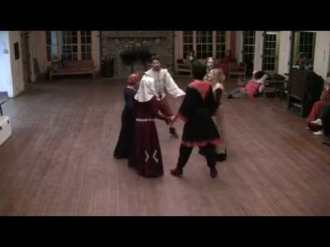 Bransle Suite - French Dance (Arbeau 1589) - Walpurgisnacht