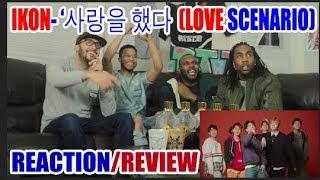 Video FIRST EVER iKON - '사랑을 했다(LOVE SCENARIO)' M/V REACTION/REVIEW download MP3, 3GP, MP4, WEBM, AVI, FLV Juli 2018