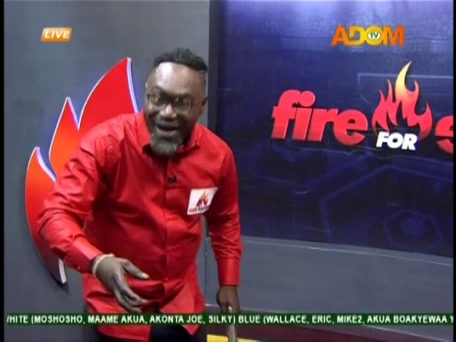 Fire 4 Fire on Adom TV (18-10-18)