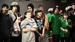 "ELEMENT ""NEW ENGLAND"" MAKE IT COUNT - 2012 INTERNATIONAL SKATE CONTEST SERIES"