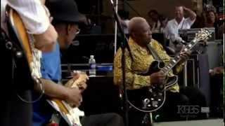 B.B.King - Paying the Cost to be the Boss