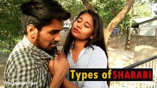 TIF | Types of Sharabi | chaar botle vodka | Comedy Video 2018