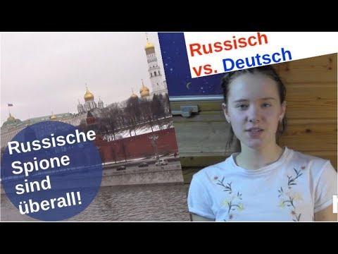 Russische Spione sind überall!