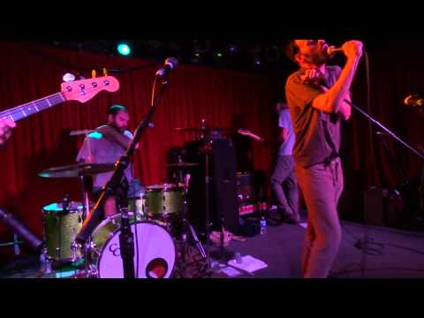 Mewithoutyou Catch For Us the Foxes Live at the Grog Shop pt 1 of 3