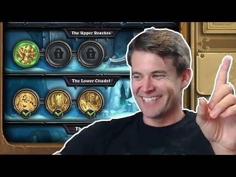 (Hearthstone) Knights of the Frozen Throne: Upper Reaches