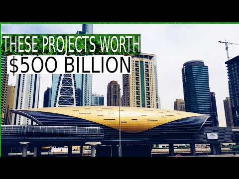 10 mega ongoing construction projects in Africa 2021.