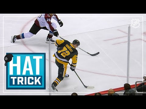 Patric Hornqvist Leads The Way With Natural Hat Trick