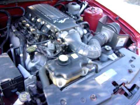 Genial Bad Water Pump Ford Mustang GT 4.6 2007
