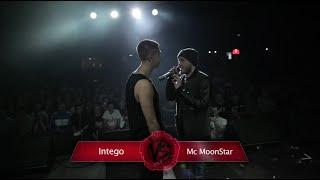 Versus All Stars: Интего vs Mc MoonStar