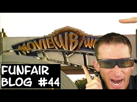 Warner Bros Movie World Germany | Funfair Blog #44 [HD]