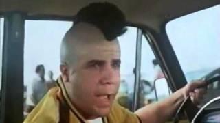 Jerry Calà e Teo Teocoli-Taxi Driver
