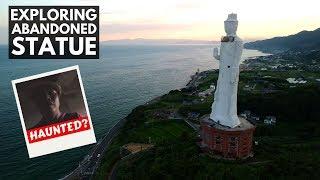 Abandoned Exploring The World Peace Giant Kannon Statue, Awaji Island | Japan Vlog 74 | Lin Nyunt