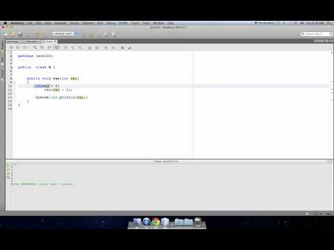 Intermediate Java Tutorial - 32 - Getting the Data from the HTML File from YouTube · Duration:  9 minutes 58 seconds