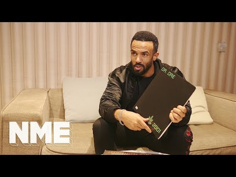 Craig David's three favourite albums of all time