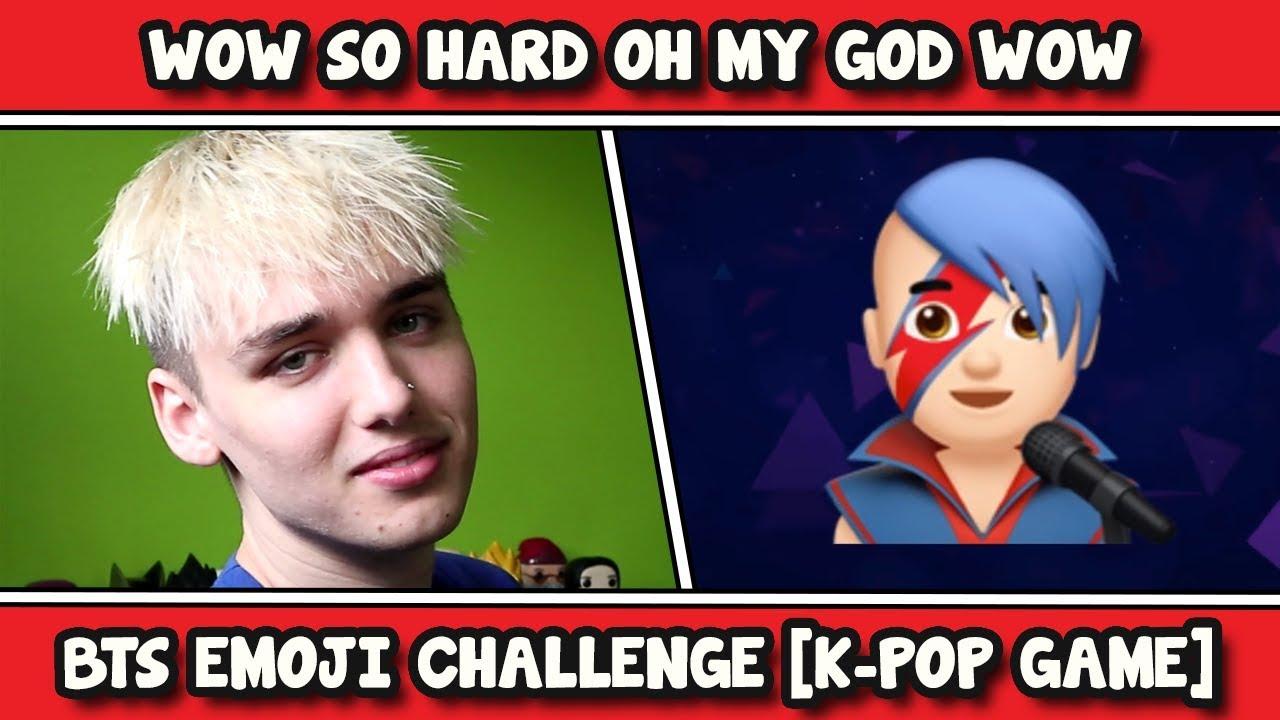 Bts Emoji Challenge Impossible Hardest Ever Youtube