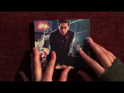 EXO - Coming Over (Kai Edition) Unboxing