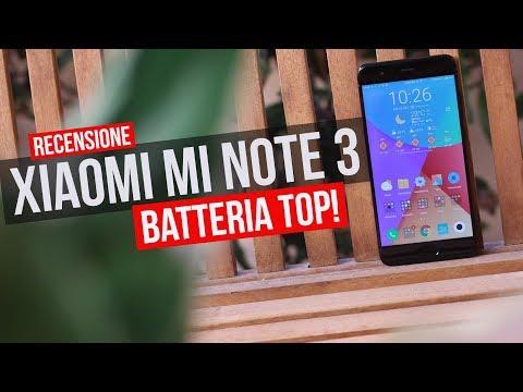 """RECENSIONE MI NOTE 3: un perfetto Xiaomi con i """"soliti"""" difetti"""
