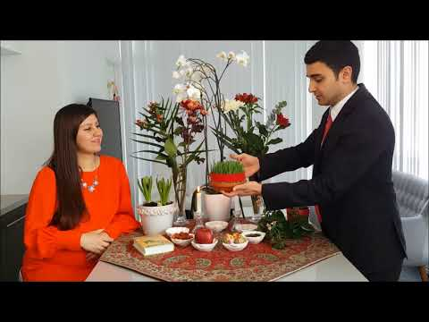 What is Nowruz? (Iranian/Persian New Year)