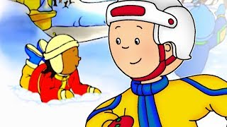 Cartoon | Caillou English Full Episodes   Caillou's Holiday | Caillou Holiday Movie