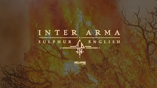 INTER ARMA - Sulphur English [FULL ALBUM STREAM]