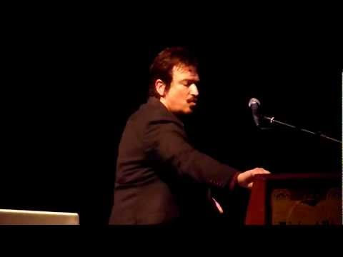 Alan Wilder / Recoil 'Never Let Me Down Again' HD @ Zion Arts Centre, Manchester, 03.09.2011. Three