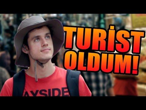 Türkiye'de Turist Olmak