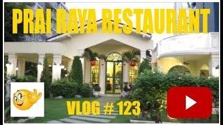 Prai Raya restaurant Soi 8 Sukhumvit Bangkok Thailand