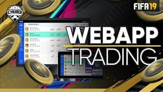 Web App Early Access Trading Tips w/ RunTheFUTMarket | FIFA 19 Ultimate Team