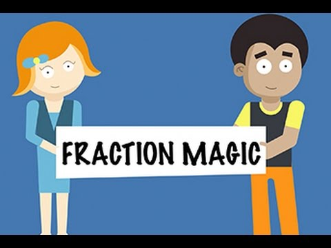 iMO-LEARN Tutorial: Fraction magic - YouTube