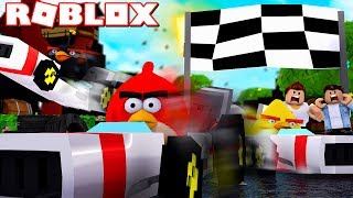ANGRY BIRDS 2 CRAZY RACE AT ROBLOX