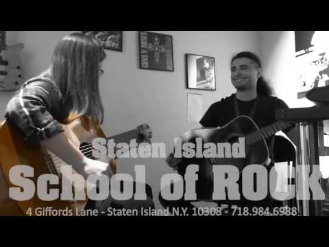 Staten Island School of ROCK: Not just a lesson...an Experience!