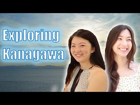 Exploring Kanagawa with Shizuka Anderson and MillieFreckles