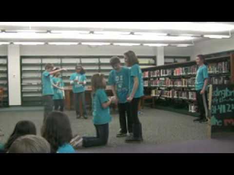 Holland Brook School 2011 Destination Imagination M&Ms